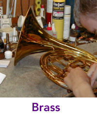 Brass Repair Page
