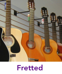 Fretted Repair Page