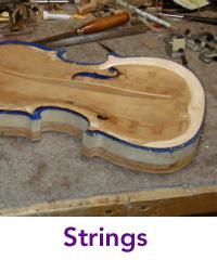 String Repair Page