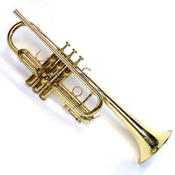 benge 2c c trumpet outfit pre owned trumpets bb used. Black Bedroom Furniture Sets. Home Design Ideas