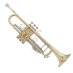 Fits all Brands! New Silver-Plated Trumpet Finger Hook