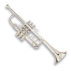 Bach C180S-L229PC Stradivarius Philadelphia C Trumpet Outfit