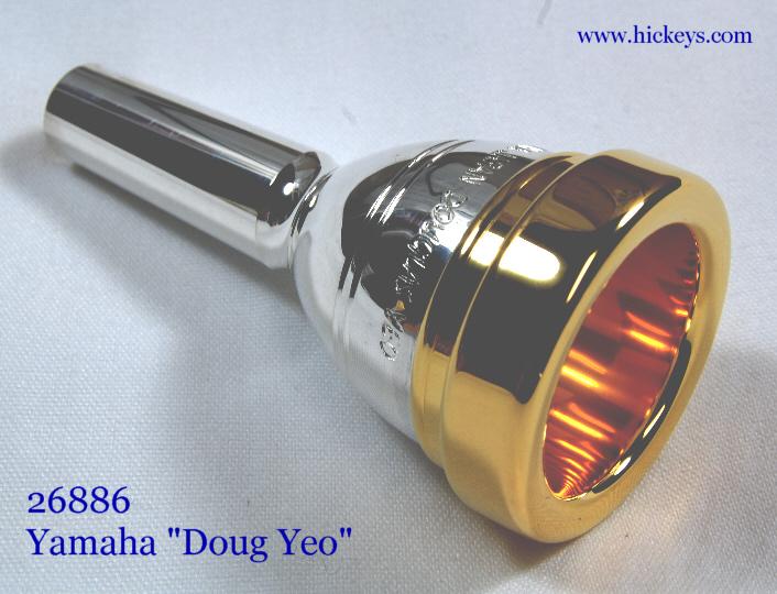 Yamaha Doug Yeo Bass Trombone Mouthpiece Bass Trombone