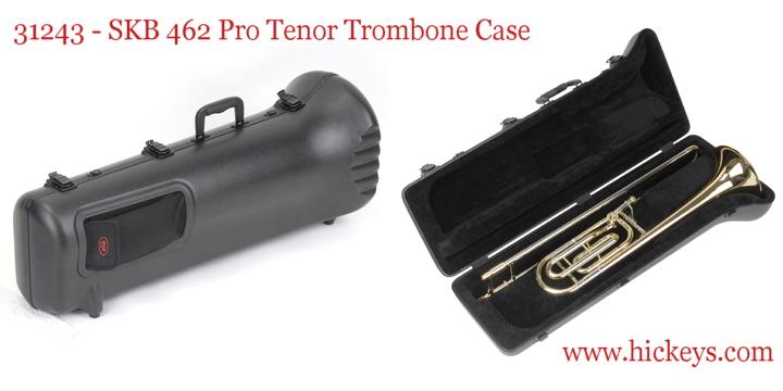 SKB 462 Trombone Case Trombone Hard Shell Cases