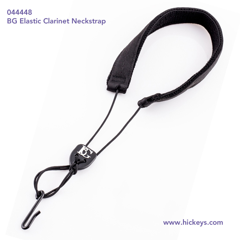 Clarinet neck strap adjustable and fits on thumb rest  *NEW*