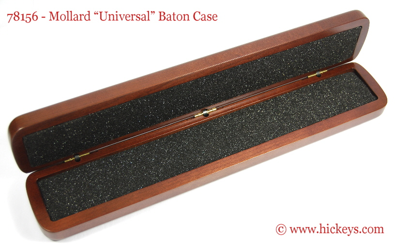 mollard universal conducting baton case cherry conducting baton cases. Black Bedroom Furniture Sets. Home Design Ideas