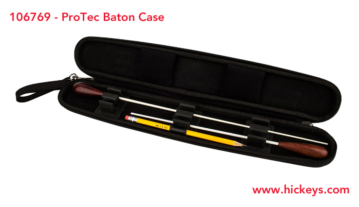 protec bc16 conducting baton case conducting baton cases. Black Bedroom Furniture Sets. Home Design Ideas