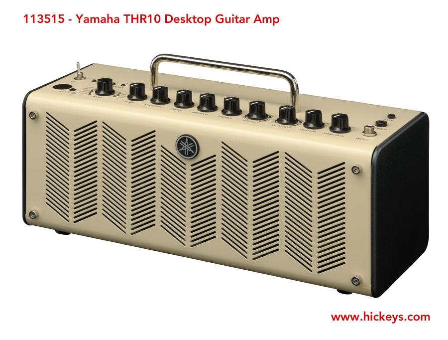 Yamaha thr10 desktop guitar amplifier power amps for Yamaha bass guitar amplifier