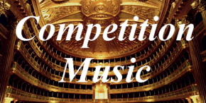 Instrumental Competition Listings