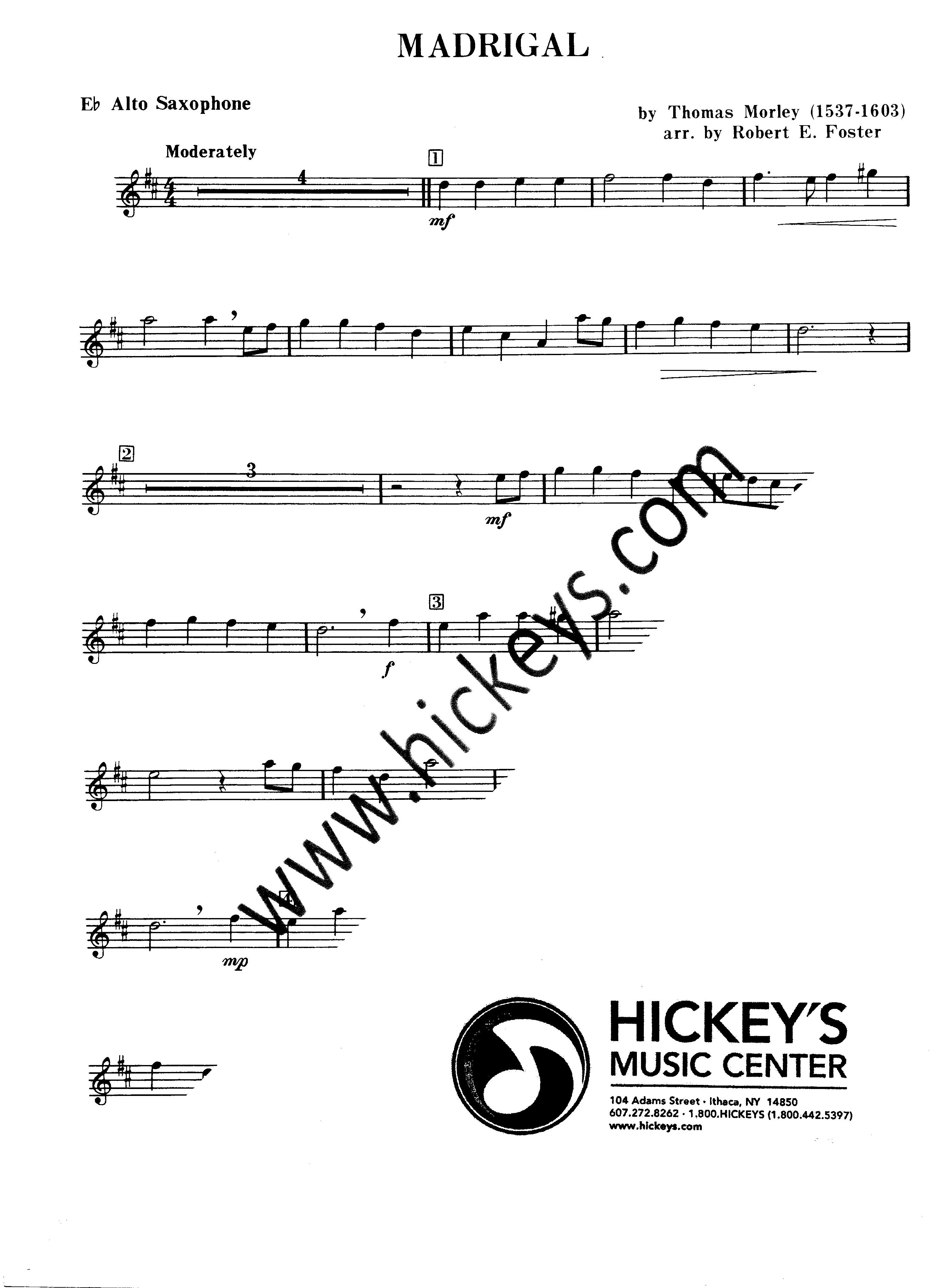 Alto Sax Solos With Piano