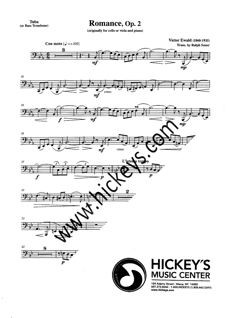 variations on barnacle bill the sailor bass trombone pdf